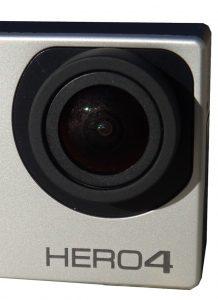 CAMARA amp Go Pro HERO4 Black