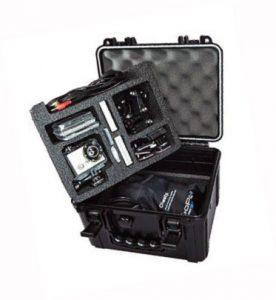 Estuche estanco resistente para cámara Go Professional Pro HD GoPro, se adapta a - HERO 3, HERO 3+, HERO 4