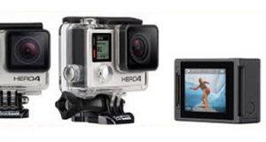 Camara GoPro HERO 4 Black accesorios go pro