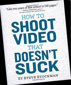 Libro de como grabar vídeos que gusten