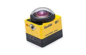 camaras deportivas: Kodak SP360
