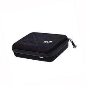 Estuche pequeño, negro y POV 3.0 – adecuados para GoPro HD HERO 4, 3+, 3, 2