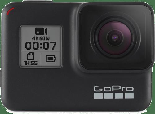 GoPro HERO 5 Black vs HERO 7 Black